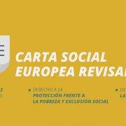 España ratifica la Carta Social Europea Revisada